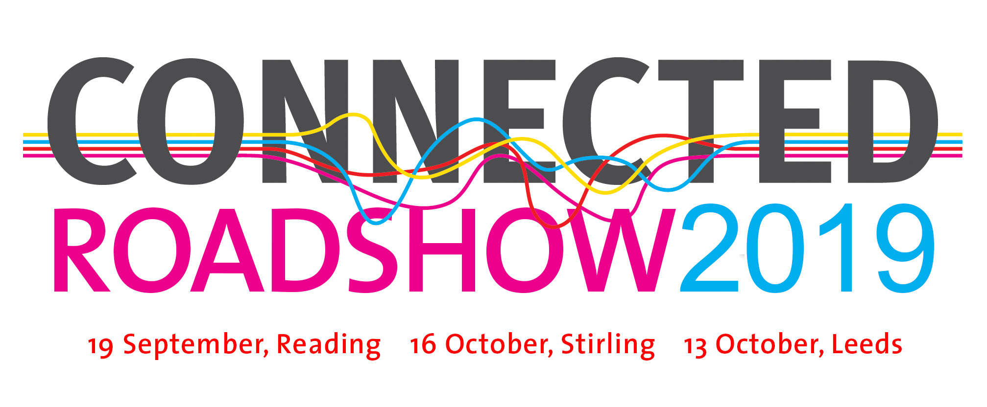Connected Distribution Roadshow2019 logo
